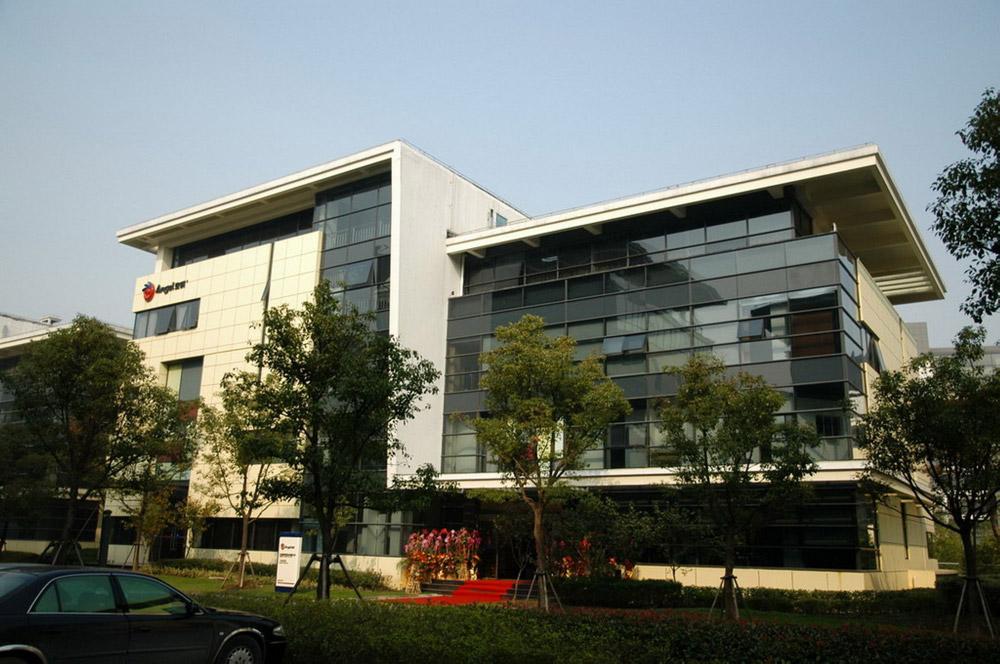 安琪酵母上海总部