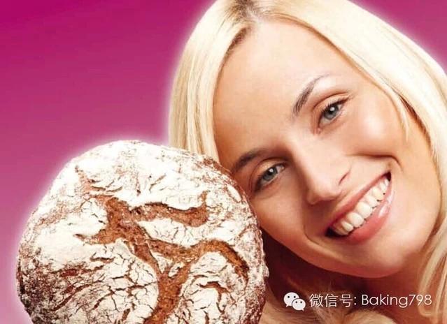 面包中的贵族——紫麦面包