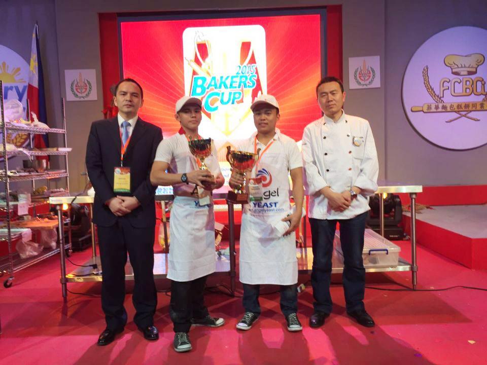 """第四届""""安琪酵母杯""""中华发酵面食大赛菲律宾赛区决赛举行"""