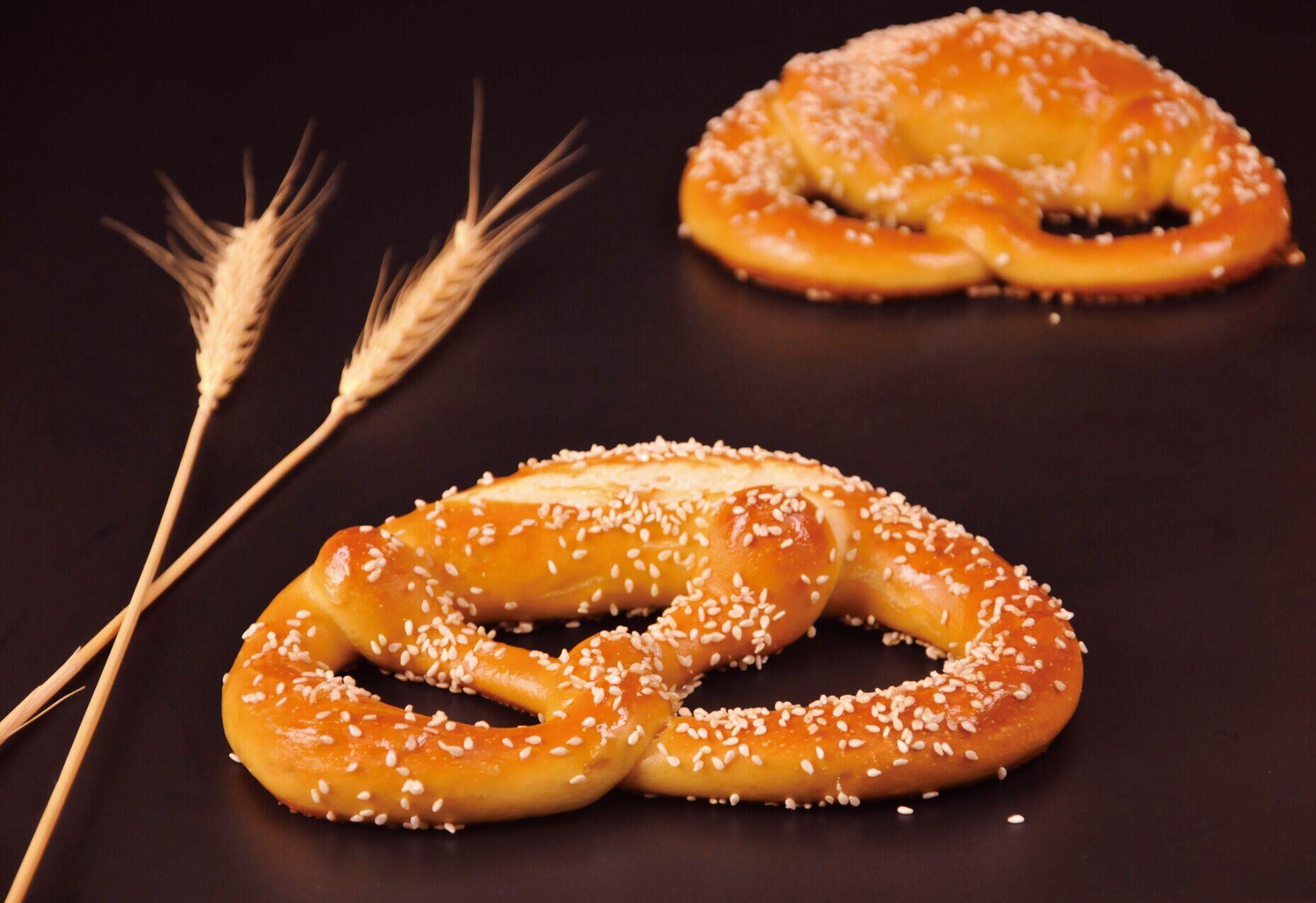 德式碱水调理面包