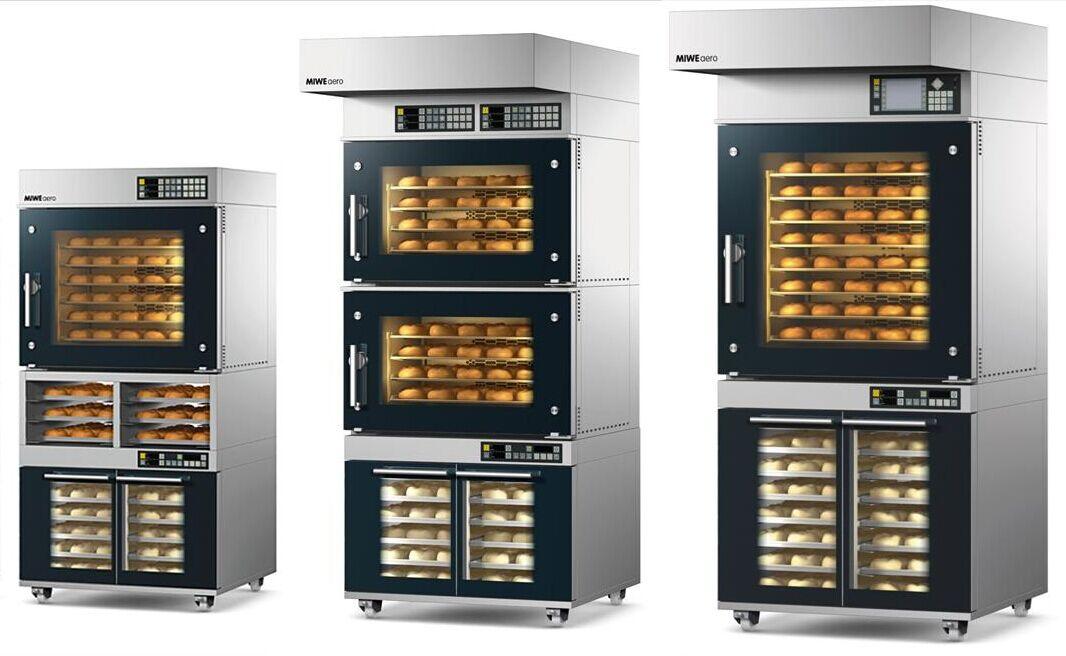 德国顶级烘焙设备品牌,MIWE——让烘焙更简单