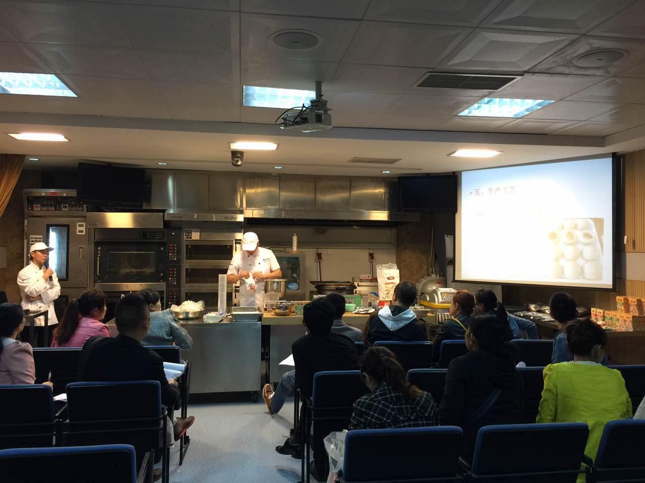 安琪两省三地同开展烘焙与发酵面食应用技术培训