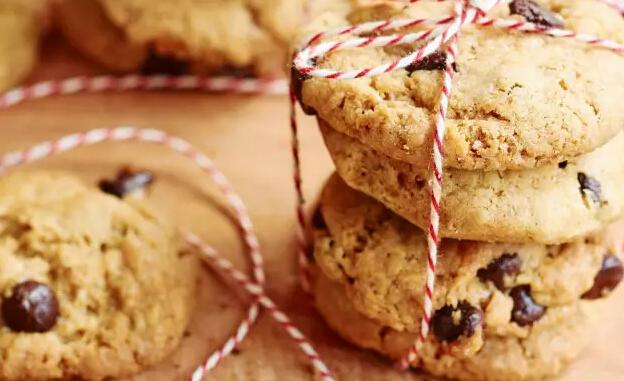 巧克力豆曲奇饼干 浓郁香味让人欲罢不能