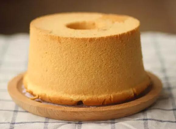 教你做出完美的戚风蛋糕