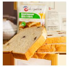 在家制作松软面包