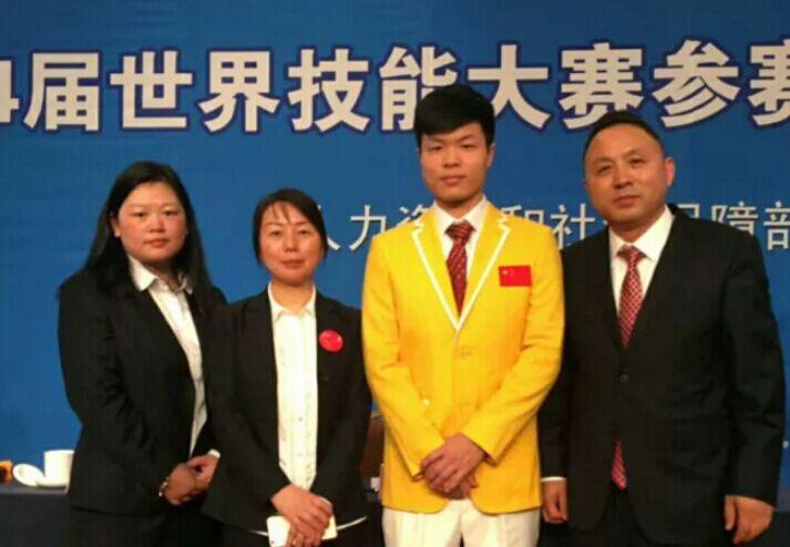中国烘焙首枚世赛金牌背后的安琪力量