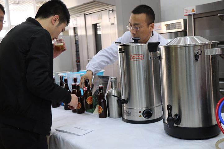 安琪微型精酿啤酒项目在宜昌正式启动