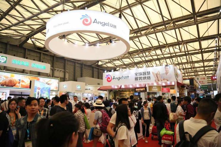 群星闪耀2017上海国际焙烤展