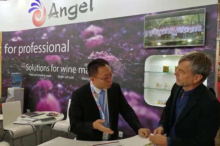 SIMEI&Drinktec国际展会见证安琪新技术的前进