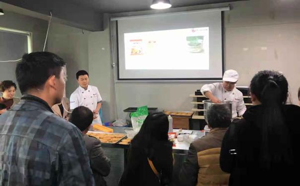 安琪桃酥技术培训班在四川宜宾开展