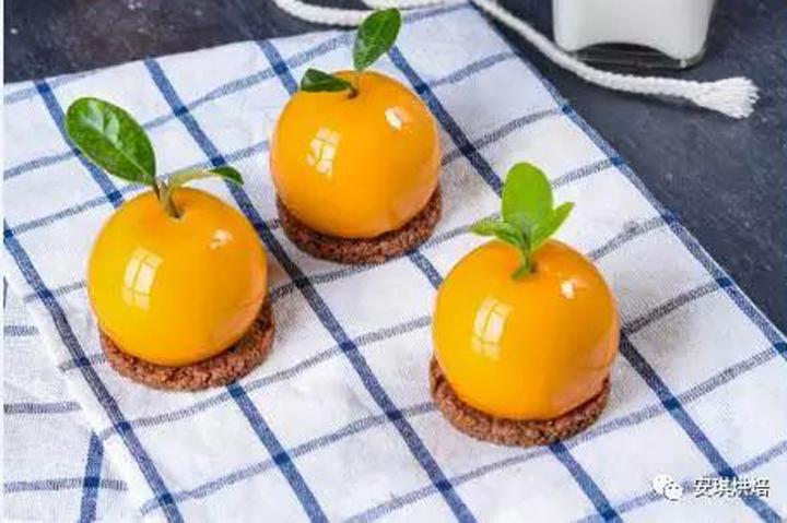 烘焙中的美人:Nujia甜橙西点