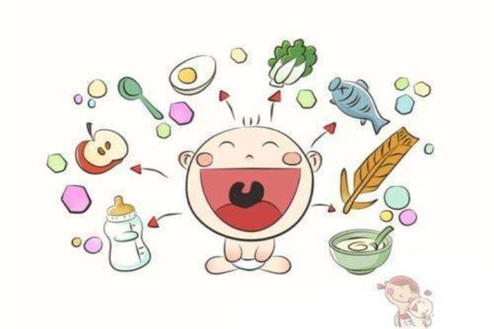 安安琪琪的故事——给宝宝均衡营养