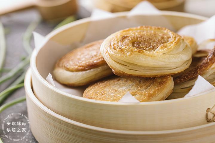 可以媲美葱油饼的盘丝饼来啦!