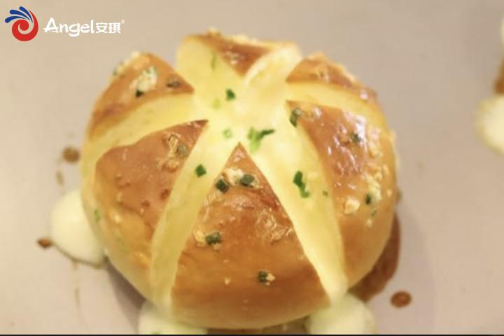 配方 | 蒜香奶酪包