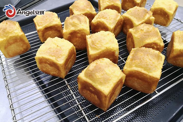 復古風味麻薯面(mian)包